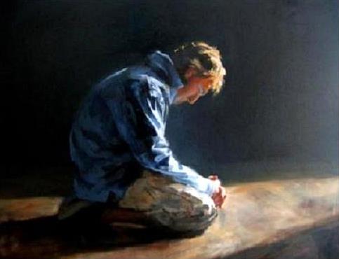 Η μετάνοια του αμαρτωλού - Συνοδοιπορία